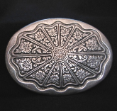 Western Belt Buckle (SKU: BB001)