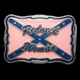 Redneck Woman - Pink Rectangular