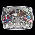 Southern by the Grace of God Belt Buckle