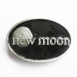 New Moon Belt Buckle