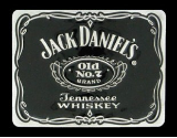 Jack Daniels Square Belt Buckle