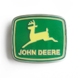 John Deere Belt Buckle