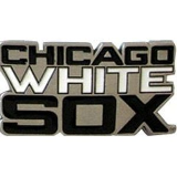 Chicago White Sox Belt Buckle