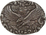 Hunting Eagle Belt Buckle