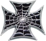 Iron Cross w/Web Belt Buckle