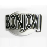 Bonjovi Belt Buckle