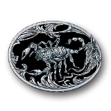 Scorpion Belt Buckle
