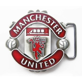 Manchester Football Club Belt Buckle