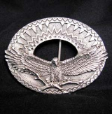 Venetian Eagle Belt Buckle