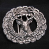 Deer Belt Buckle