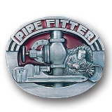 Pipe Fitter Belt Buckle
