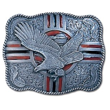 Soaring Eagle Belt Buckle