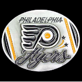 Philadelphia Flyers NHL Belt Buckle