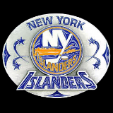 New York Islanders NHL Belt Buckle