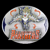 Florida Panthers NHL Belt Buckle
