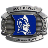 Duke Blue Devils Oversized Belt Buckle