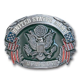 U.S. Army Retired Belt Buckle