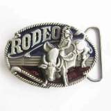 Rodeo - Bull Riding Belt Buckle