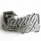 Family Belt Buckle