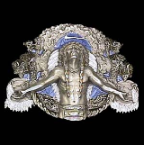 Great Spirit Belt Buckle