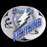 Tampa Bay Lightning NHL Belt Buckle