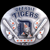 Detroit Tigers - Limited Edition Belt Buckle
