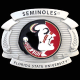 FSU Seminoles Oversized College Belt Buckle