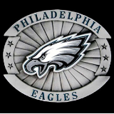 Philadelphia Eagles Oversized NFL Belt Buckle