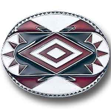 Southwest Design Belt Buckle
