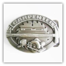 Carpenter Belt Buckle