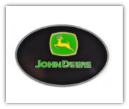 John Deere Belt Buckle - Oval