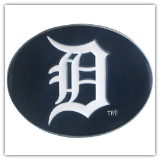 Detroit Tigers MLB Belt Buckle