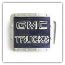 GMC Truck Belt Buckle