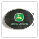 John Deere Oval Belt Buckle