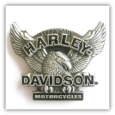 Harley-Davidson Belt Buckle