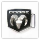 Dodge Ram Horn on Black