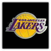 Los Angeles Lakers Belt Buckles