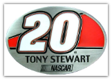 #20 Tony Stewart Belt Buckle