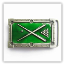 Indoor Sports Belt Buckles
