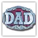 Dad Belt Buckle