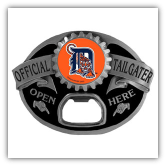 Detroit Tigers Tail Gate Belt Buckle