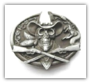 Biker, Skulls, & Cross Belt Buckles