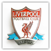Liverpool Football Belt Buckle