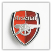 Arsenal FC Belt Buckle