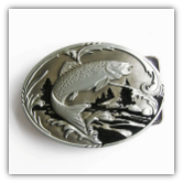 Fisherman's Belt Buckle