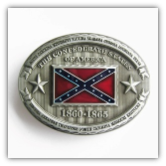 Confederate States of America Belt Buckle
