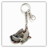 American Pride Key Ring