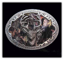 Mossy Oak Brand Camo Belt Buckles