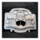 Great American Buckle Co -Bottle Opener Belt Buckle