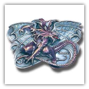 Boris Vallejo Dragon Belt Buckle